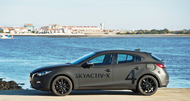 Skyactiv X Technology Will Debut In The New Mazda 3 In 2019