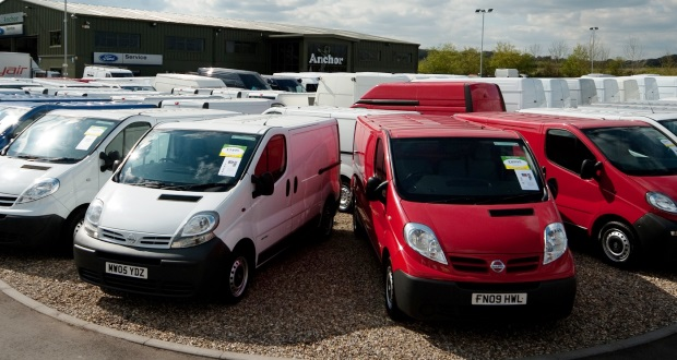 Anchor Vans uses geolocation app to track 700 cars in stock