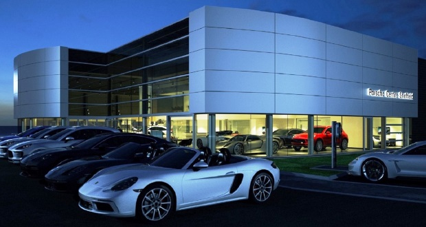 JCT600 continues to invest in Porsche with Sheffield development