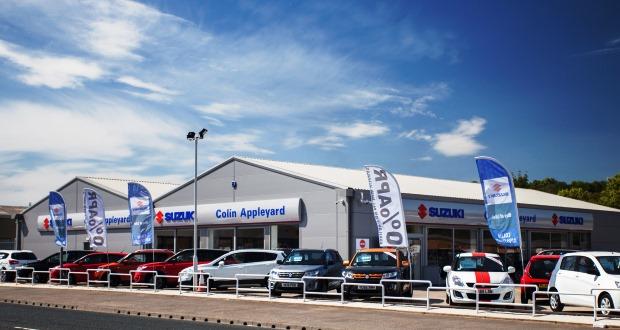 Suzuki Car Dealership >> Colin Appleyard Opens Suzuki Dealership In Bradford