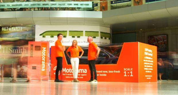Autorama Launches Motorama Online Car Leasing Platform