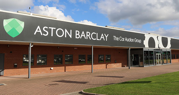 Used Car Values Hit Record Levels Online At Aston Barclay