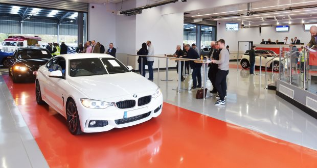 Bca Opens Nottingham Centre With Bmw Group Auction