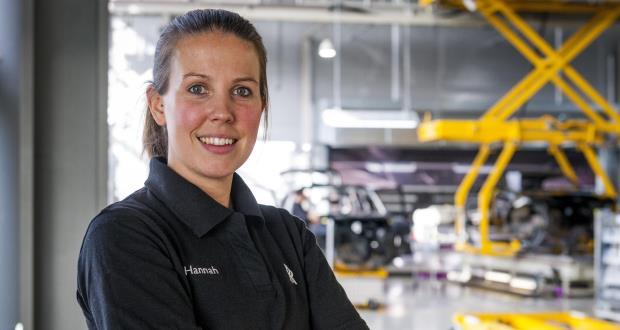 Rolls-Royce opens record number of apprentice spots