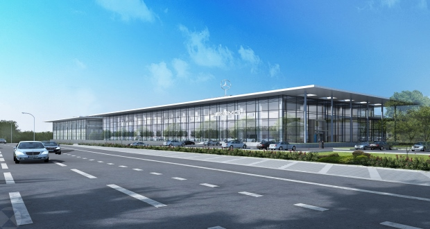 Mercedes Benz Dealers >> Europe S Largest Mercedes Benz Dealership To Open In Stockport