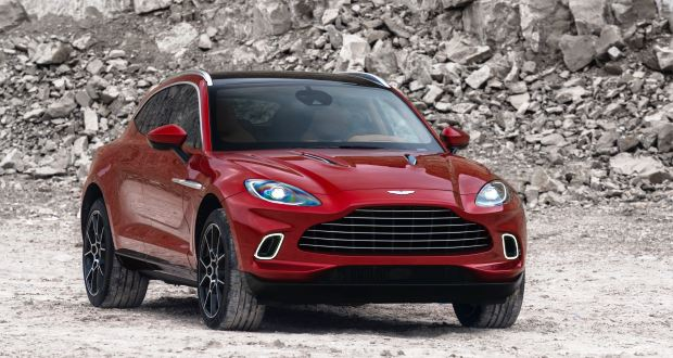 Cambria Hugely Confident About Its Aston Martin Dealerships