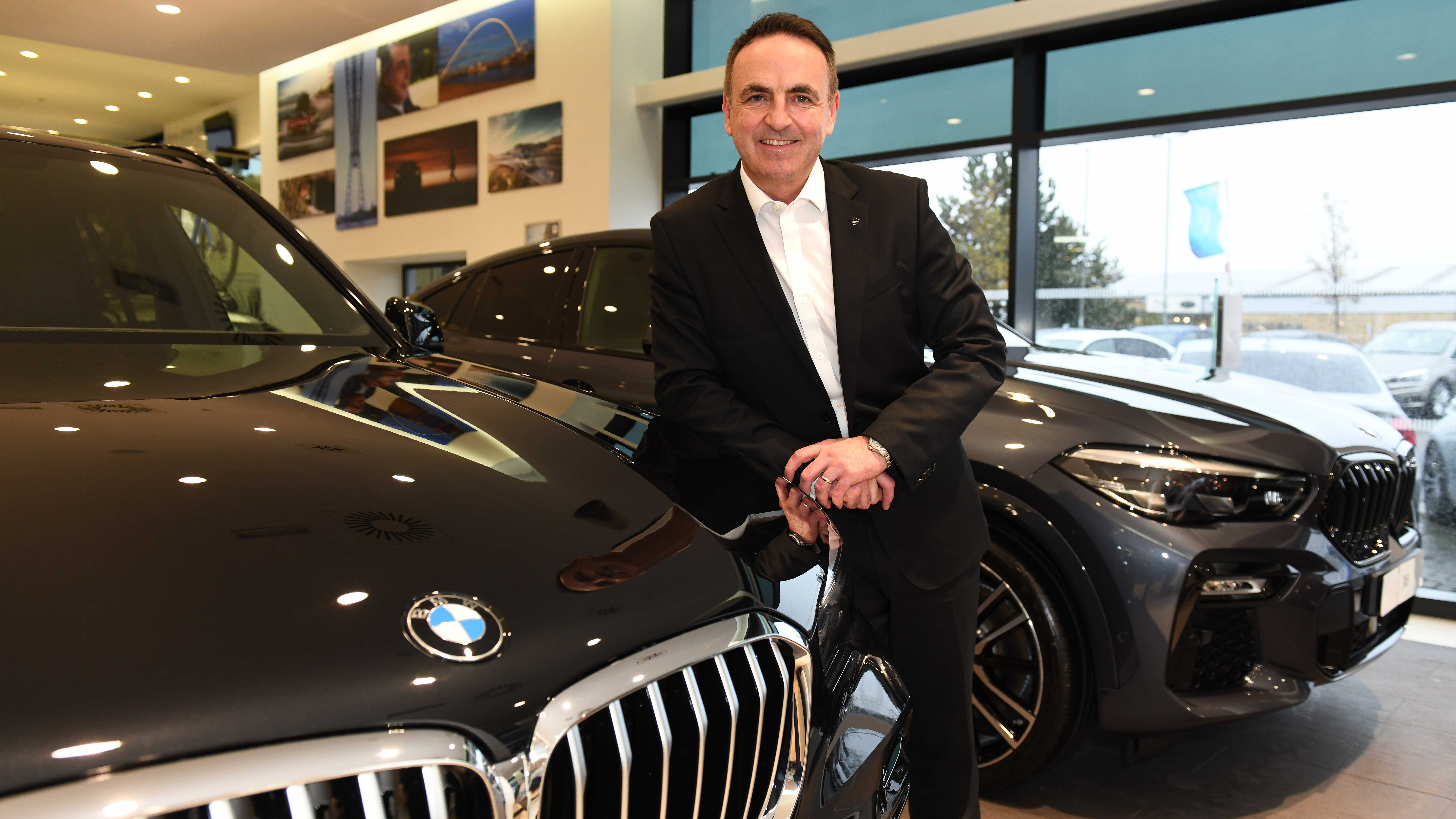 Vertu Appoints Franchise Director For Bmw And Mini
