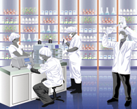 Managing a healthy and safe laboratory