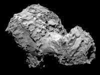 Rosetta comet chaser