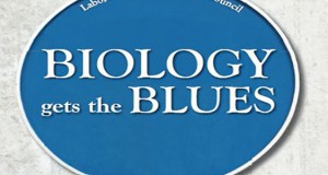 Biology gets the blues new web 4