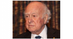 Professor Peter Higgs has been awarded a Copley Medal for his contribution to particle physics. Credit: Bengt Nyman