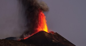 Volcanic eruptions can affect the flow of the world's biggest rivers.