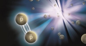 The attractive force between antiprotons has been quantified for the first time.  Credit: Brookhaven National Laboratory