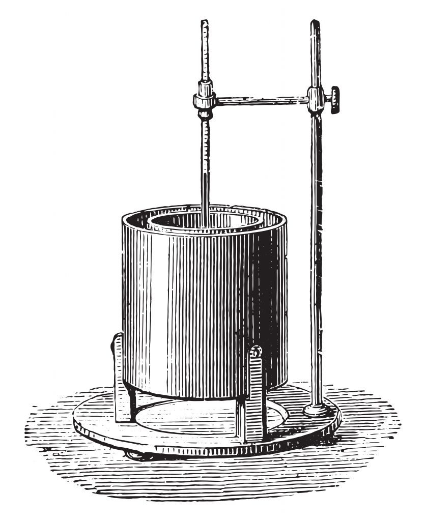 Calorimetry was first used in the late 1700s to measure the heat released by chemical reactions.