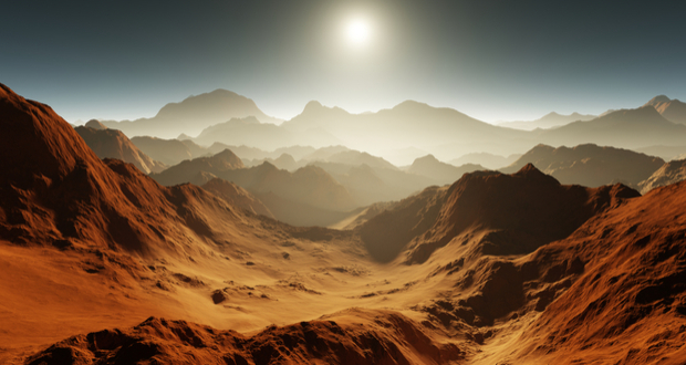 Boron discovery suggests Martian habitability - Laboratory ...