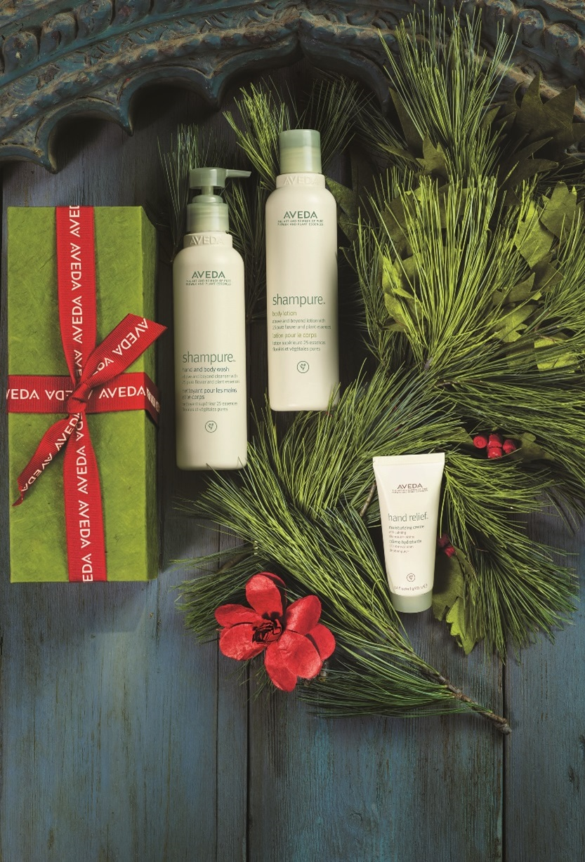 Awaken the senses with Aveda's Rosemary Mint hair care and body products. Experience the invigorating aroma of cool peppermint and organic rosemary.