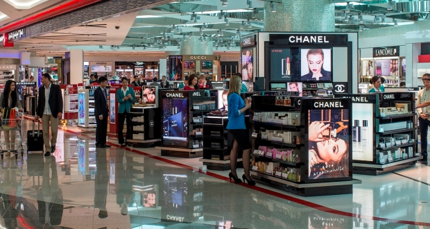 Dubai duty free closes 2015 with in sales for Cheap home shopping sites