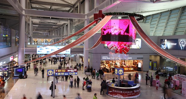 Hotel Inside Seoul Incheon International Airport