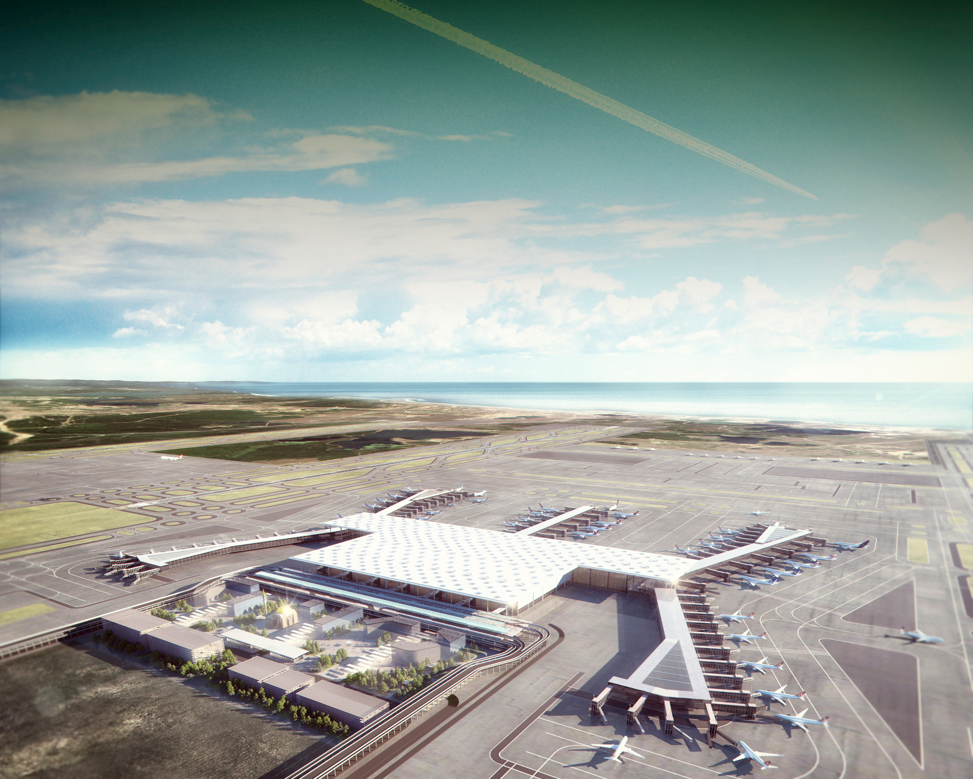 3d Building Design Online Free Unifree To Break Duty Free Mould At World S Biggest Airport
