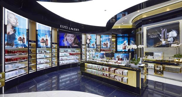 Est 233 E Lauder Introduces Largest Travel Retail Flagship At