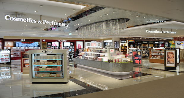 4af13590a88 Narita airport opens its largest duty-free store in new T3