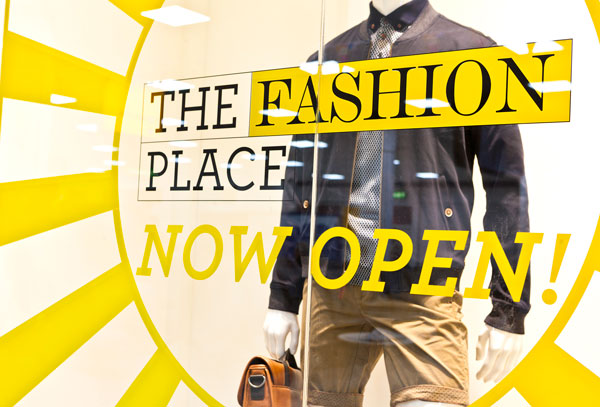 UK high-street fashion lands at Glasgow airport