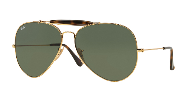 ray ban new collection 2016  ray ban's stylish rb3029 aviators, a standout of its icons' havana collection