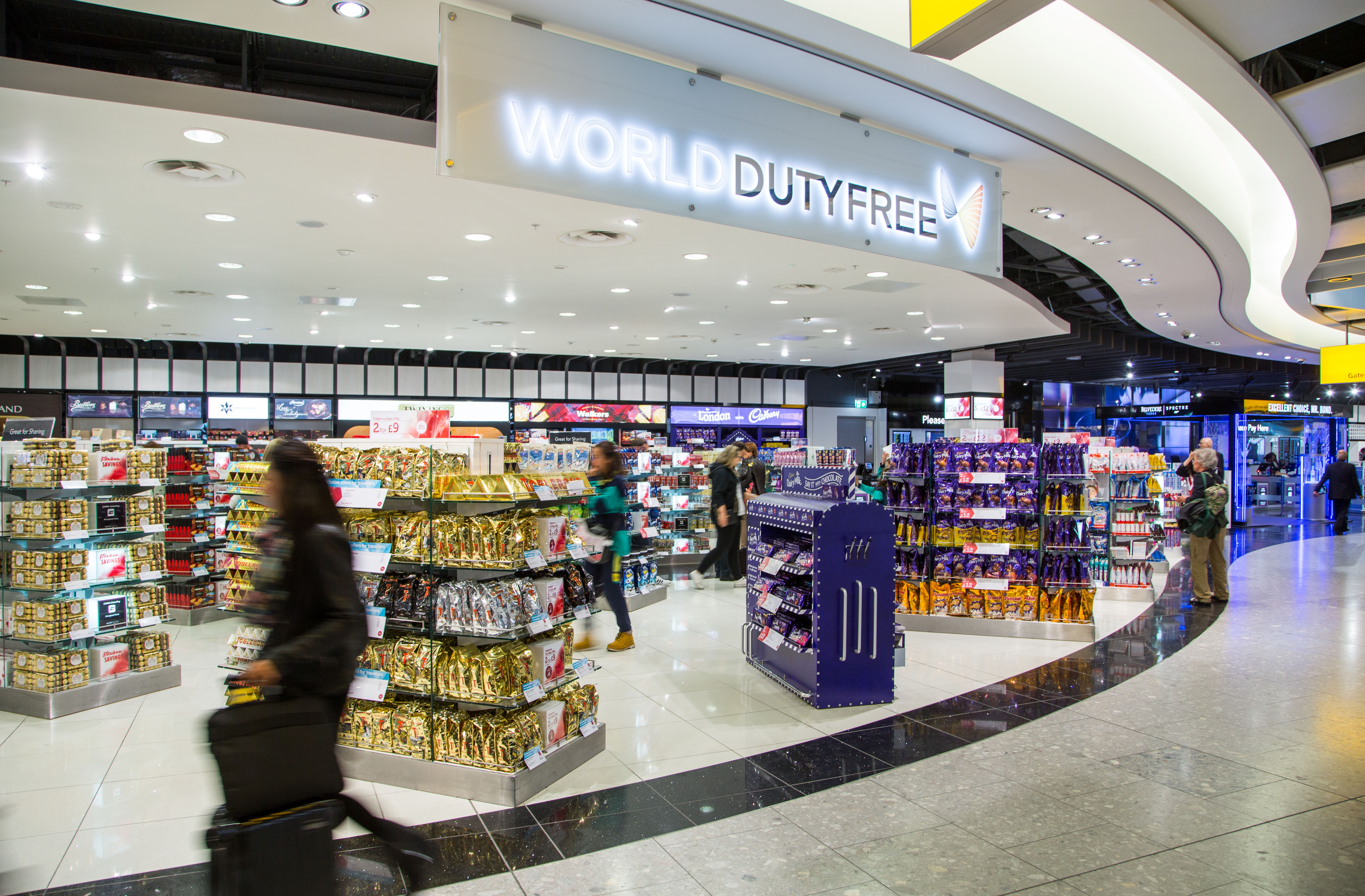 The Best Of British Wdfg Presents Its Heathrow T5 Flagship