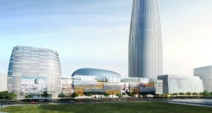 Lotte World Tower store