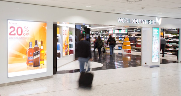Image result for edinburgh airport world duty free