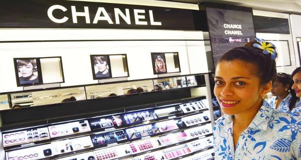 New duty-free stores open at Fiji Nadi International airport