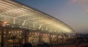 Chennai airport's new terminal