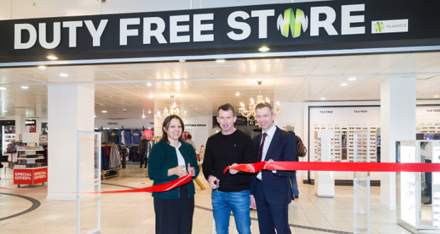 Dufry launches refurbished Nuance store in Cardiff