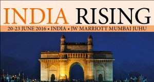 The DFNI India Rising Conference will  be held at the JW Marriott Mumbai Juhu from 20-23 June