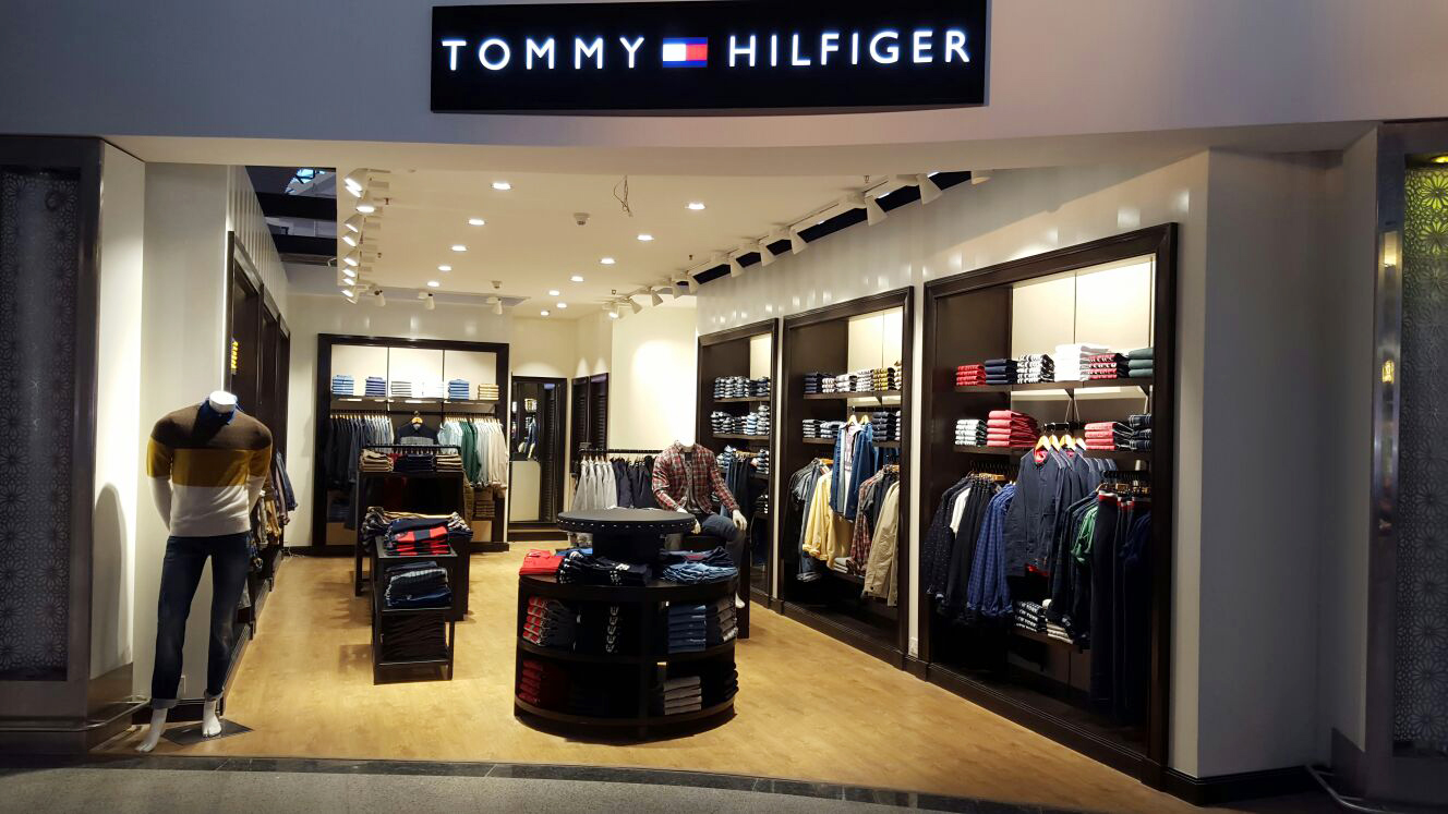 tommy hilfiger store launches at hyderabad airport. Black Bedroom Furniture Sets. Home Design Ideas