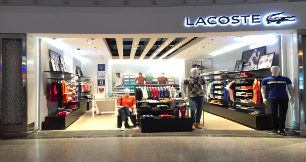 62f90980bc658 Lacoste opens in Hyderabad airport domestic terminal