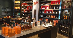 Cointreau's base in Angers