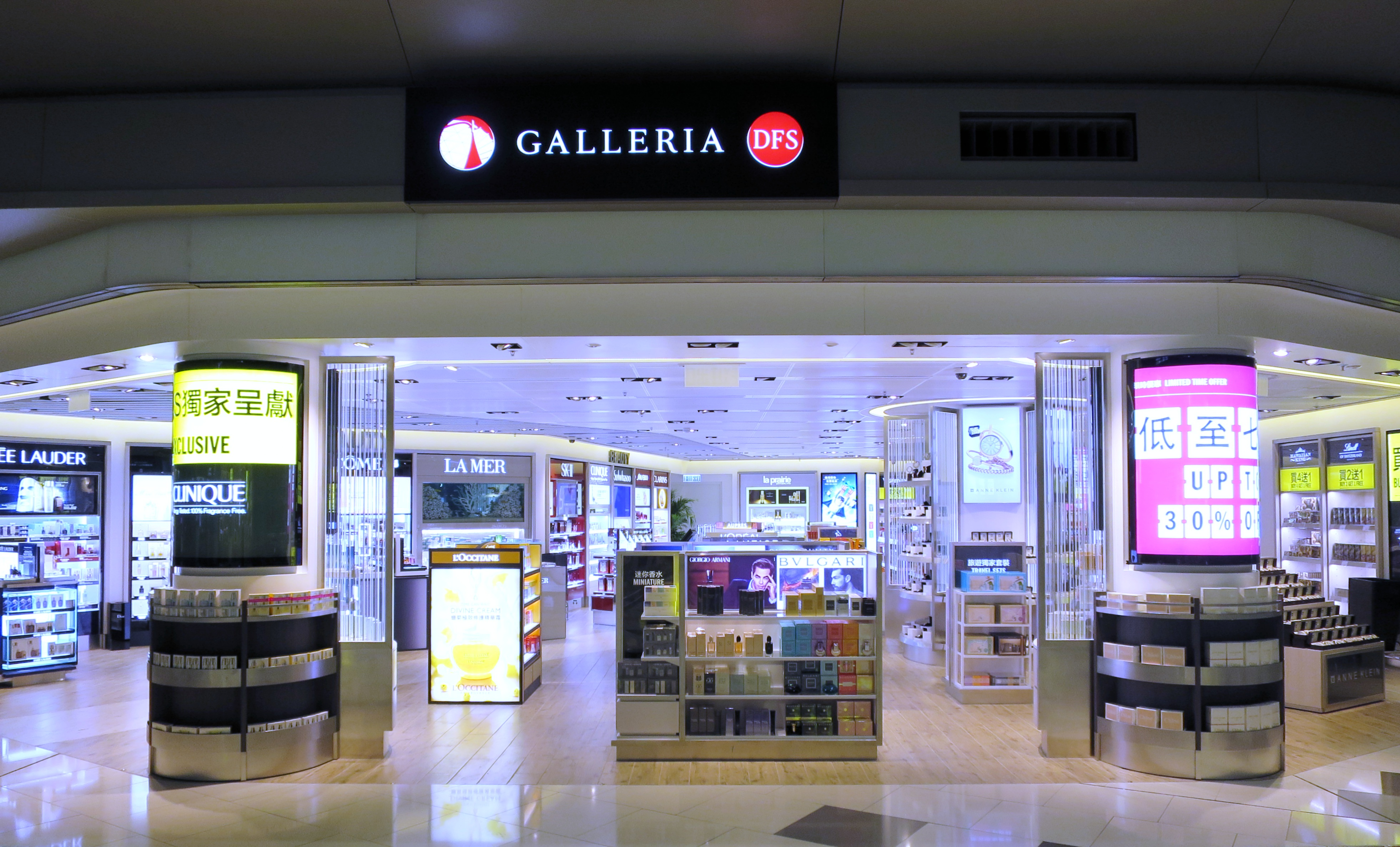 Dfs Unveils New Hong Kong Midfield Concourse Stores