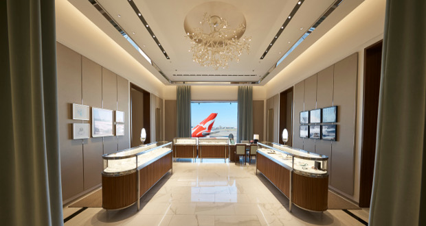 Sydney opens tiffany co flagship store for International interior design companies
