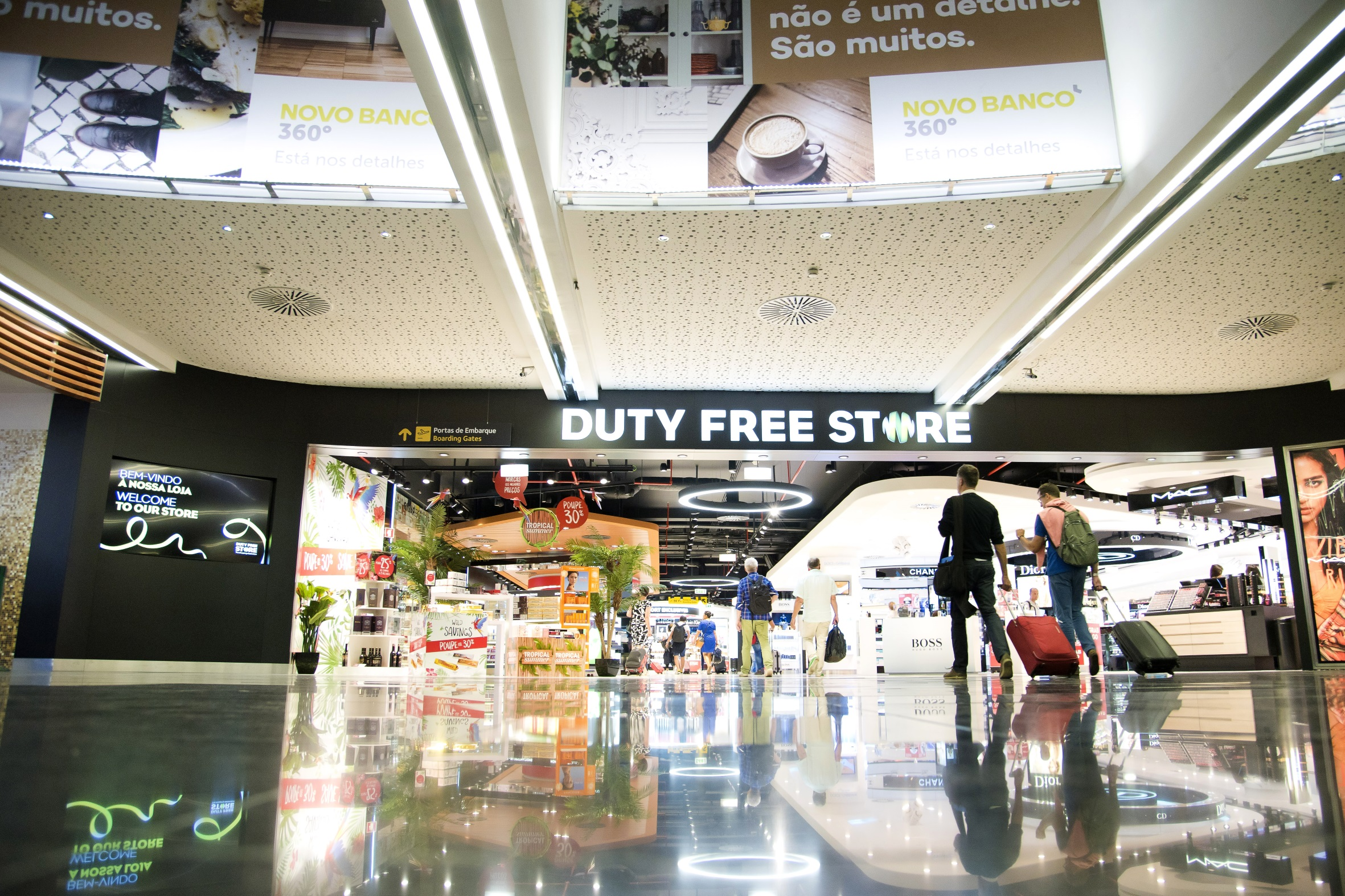 Lisbon Airport Upgrades Commercial Offer