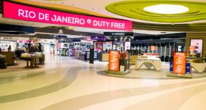 Dufry has unveiled its refurbished departures and arrivals (pictured) stores at Rio de Janeiro International airport in time for the Olympic Games