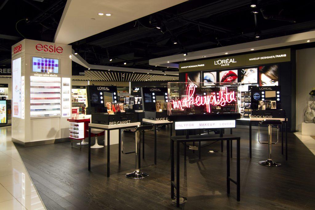 l u2019or u00e9al travel retail hails good year despite highly