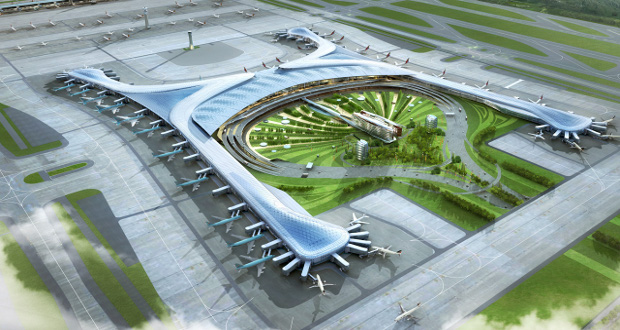 New Seoul Incheon airport terminal two oficially opens
