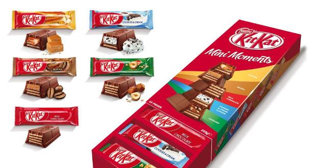 Nestle Recommendation