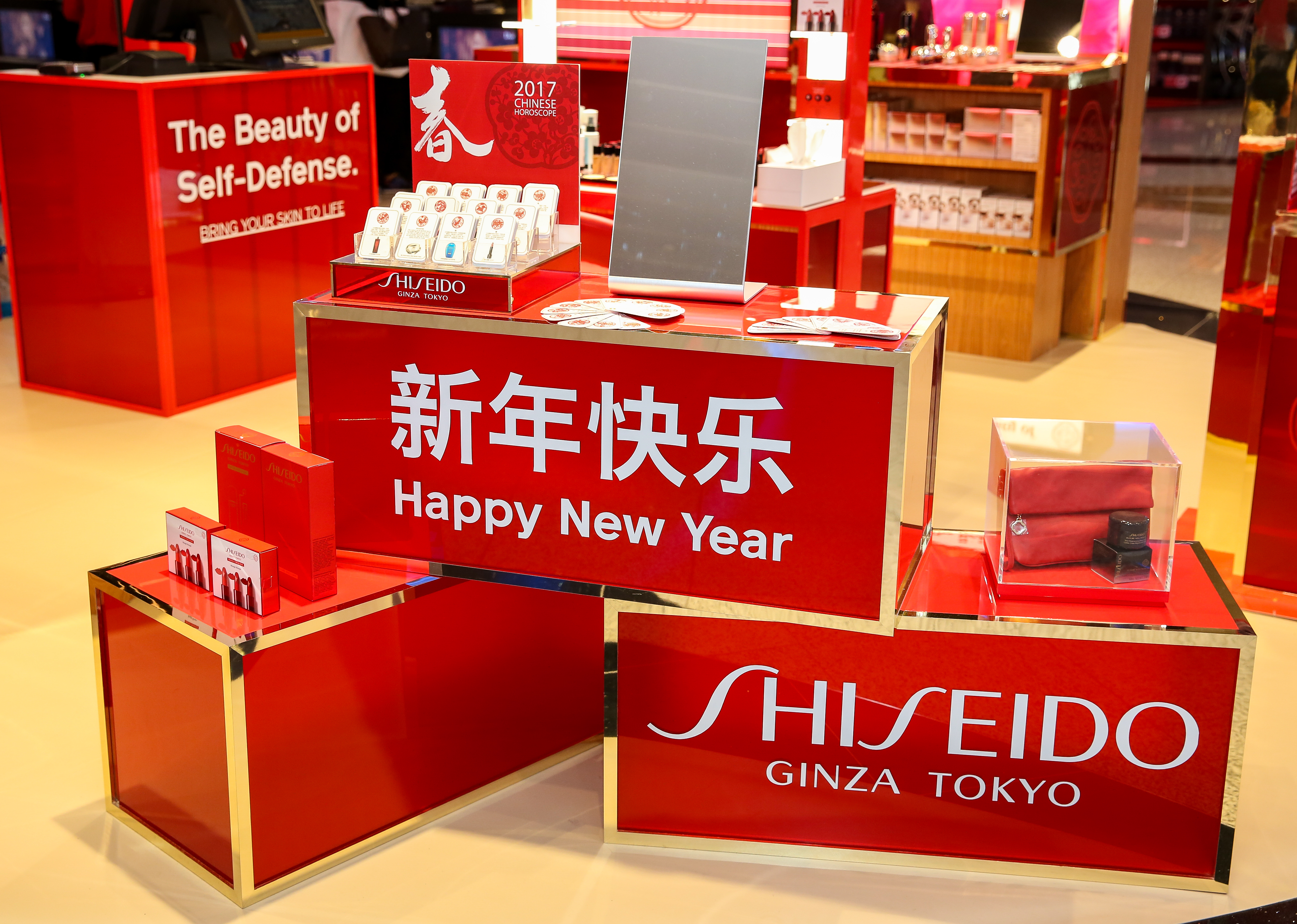 Shiseido Marketing in China