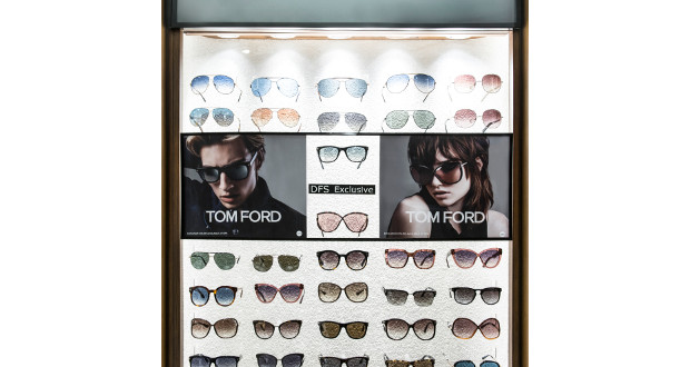 bc10fd3dc5f3 Marcolin and DFS launch Tom Ford exclusive styles