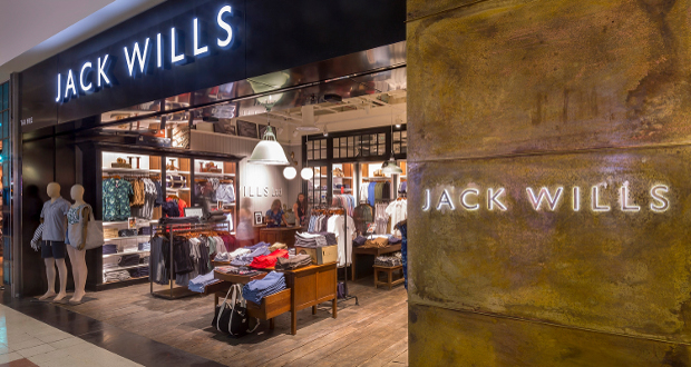 fa2091f4654 Jack Wills opens Gatwick airport flagship store