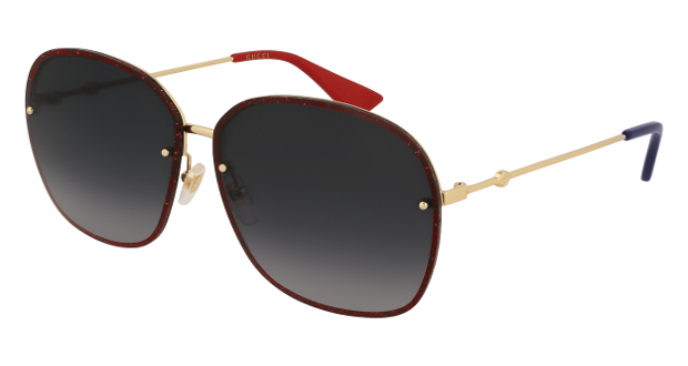 6775f5bfaa2 DFS and Kering unveil exclusive Gucci sunglasses