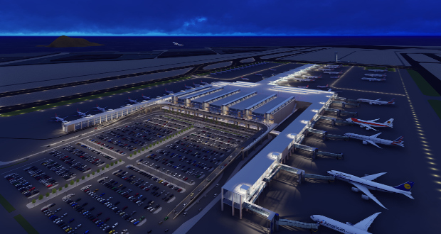 Lima Airport Expansion Programme To Begin In 2018