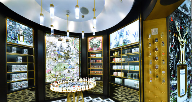 Qatar Duty Free Opens Penhaligon S Boutique At Hamad Airport